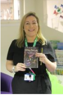 Mrs Hirch- Rainbow Room Lead during Mrs Grimshaw's maternity leave