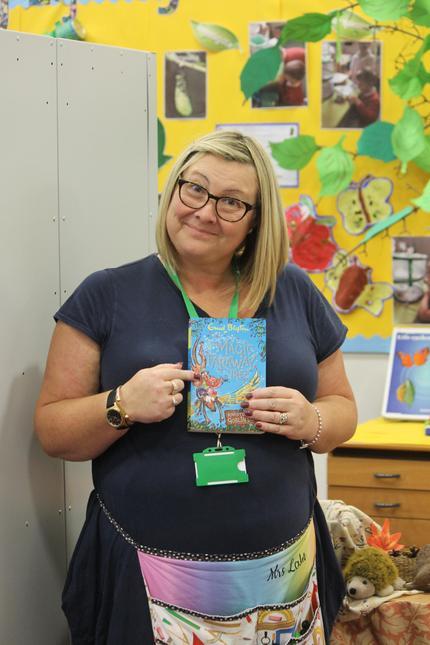 Mrs N Lakin - Teaching Assistant