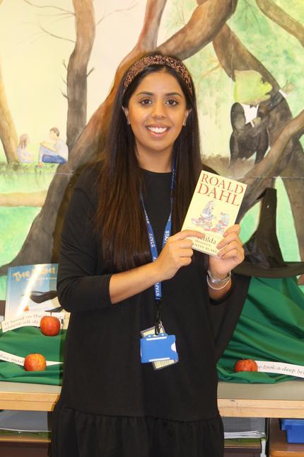Miss A Kaur - Teacher, Art & DT Leader