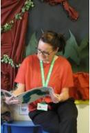 Miss Martin- Teaching Assistant