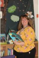 Mrs Broom- Rainbow Room Teaching Assistant