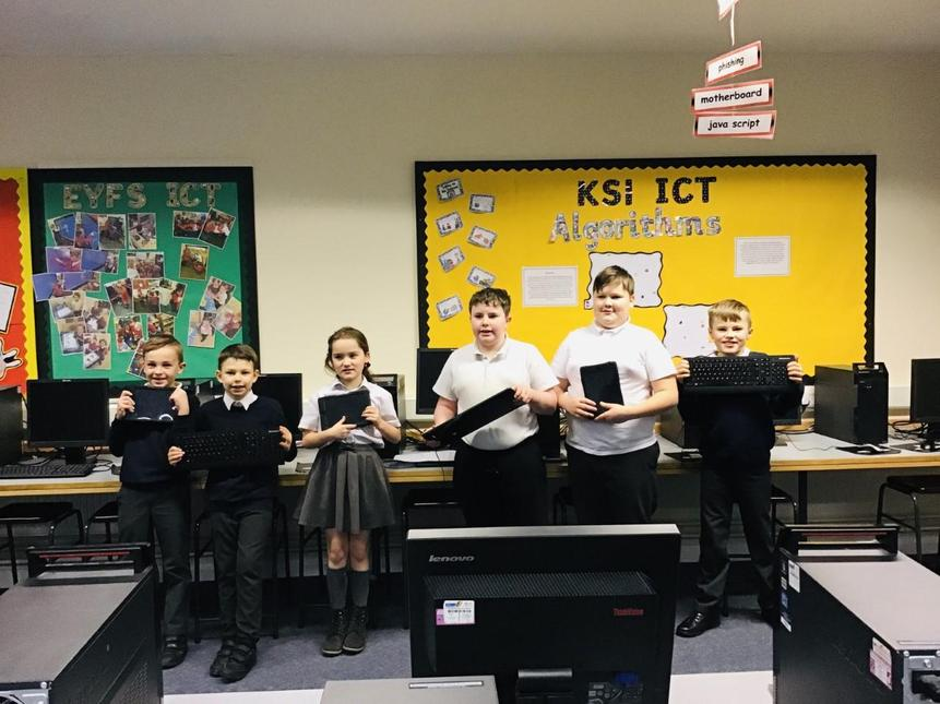 Here are our Computing Ambassadors.