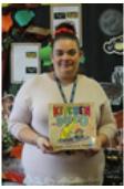 Mrs T Harrison - Teaching Assistant