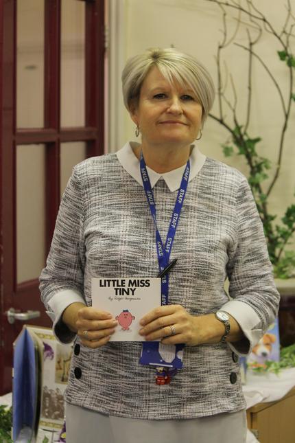 Mrs Hames - 1:1 Teaching Assistant
