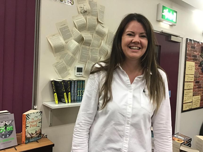Mrs N Dawson - Attendance Officer