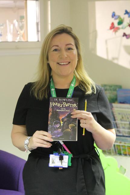 Mrs H Hirsch - Teaching Assistant