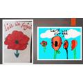 Sketching Poppies