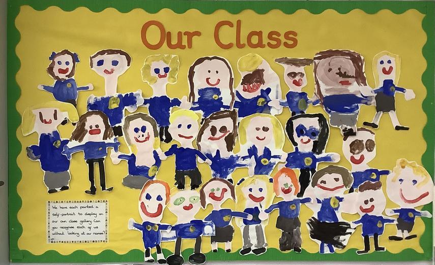 Our Class Oak 1