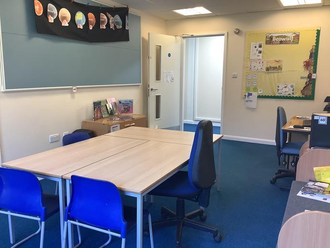 SSC Teaching Room