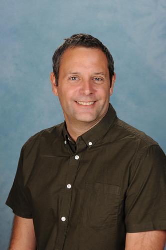 Simon Horsburgh - Elm Class Teacher