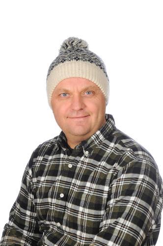 Jon Stringer - School Gardener