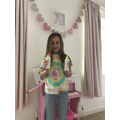 Art and Design - Tie Dye T-shirts