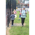 Children enjoyed their mid-day treasure hunt!