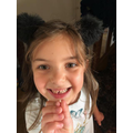Another tooth for the fairy!