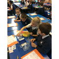 measuring the weight of an object weight a balance scale