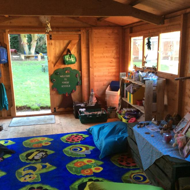 Forest School Base