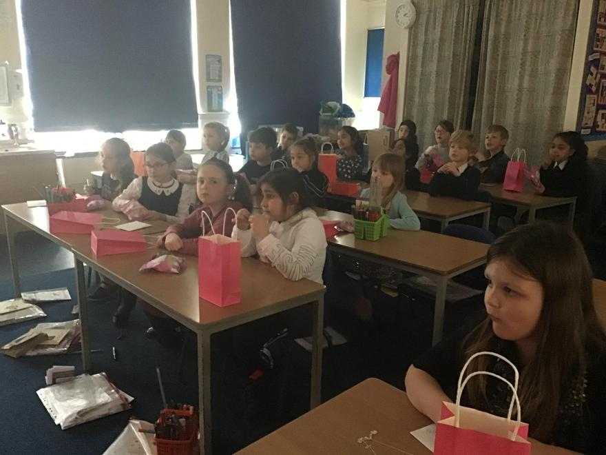 Year 3 at the Theatre