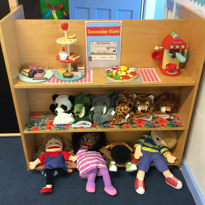 Emotion Exploration through Puppet Play