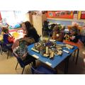 binocular making