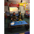 Mrs Sefia and Miss McClintock show us how to drive safely