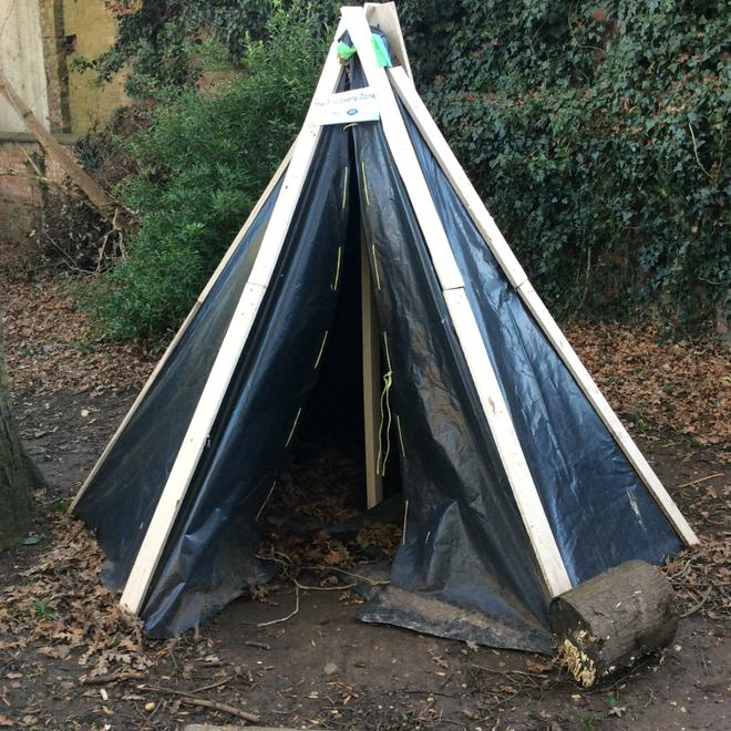 Our Teepee