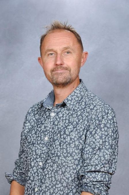 John Anderson, Year 1 teacher, Computing Curriculum Leader, Mental Health Strategic Lead