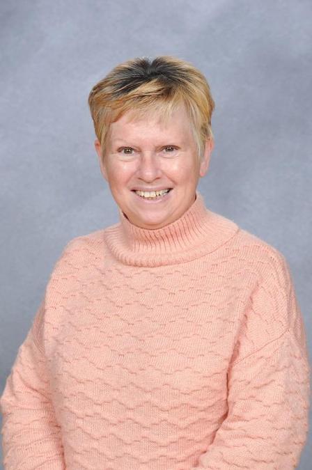 Jayne Jefferies, Year 1 Teaching Assistant