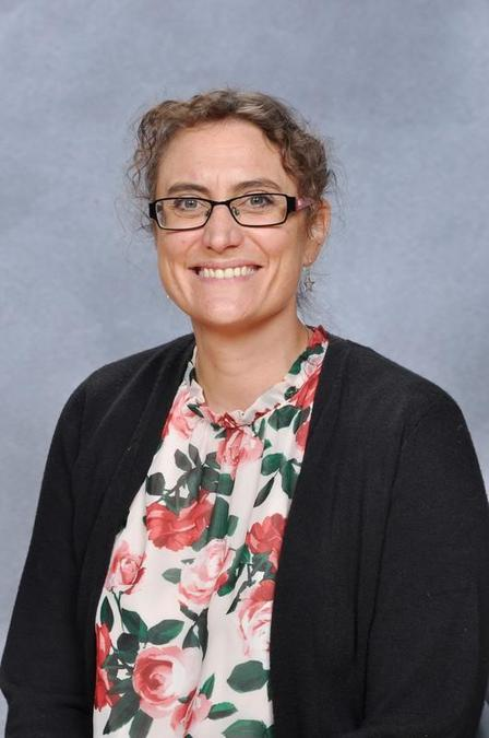 Julia Simmons, Year 4 teacher, English Curriculum Leader