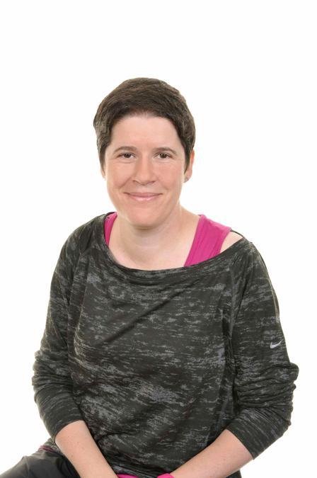 Sarah Bishop, class teacher, PE Curriculum Leader