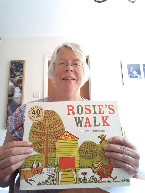 Mystery Reader 3 - Mrs Harper