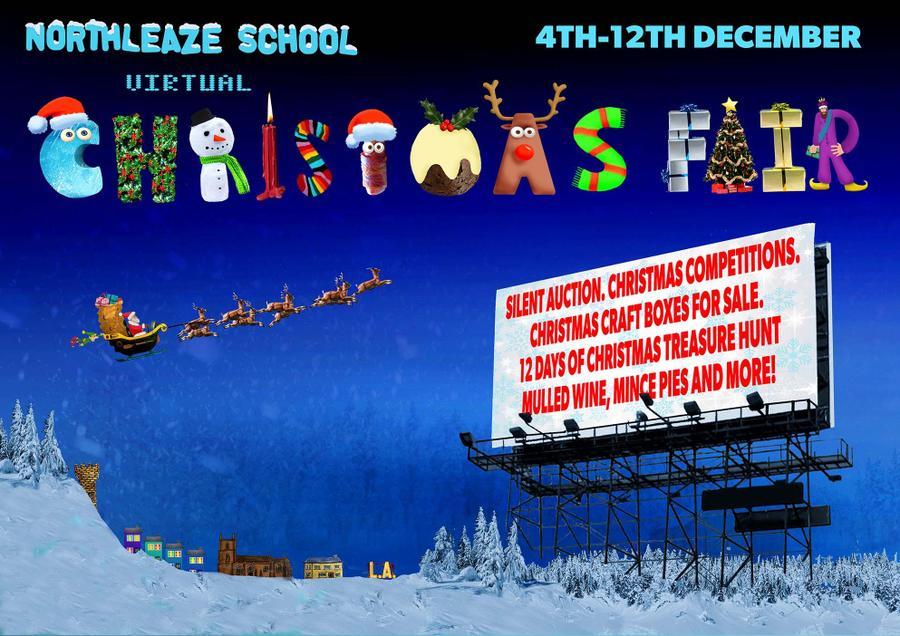 Northleaze Christmas fair 4-12th December