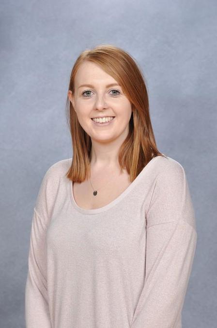 Abbie Binding, Reception teacher, History & Geography Curriculum Leader