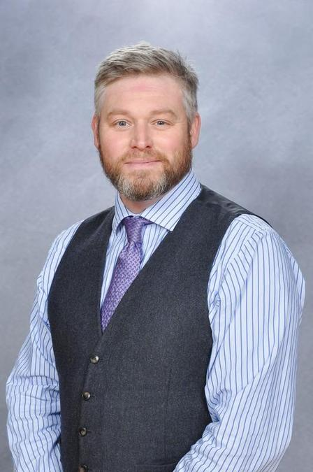 Anthony Jones, Year 3 teacher, D/T Curriculum Leader