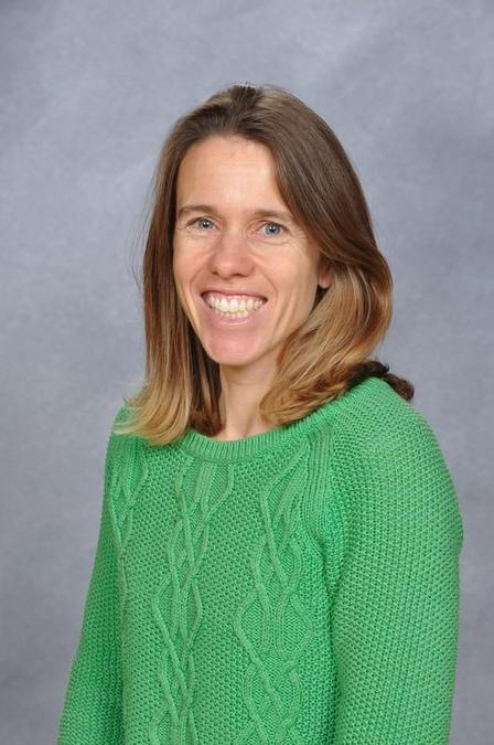 Christina Taylor, Year 2 teacher, English Curriculum Leader