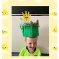 Nursery hat winner - OA