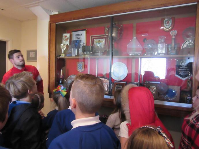 Trophy cabinet