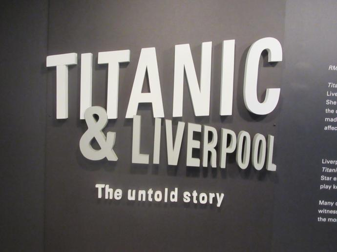 We visited the Maritime museum Liverpool