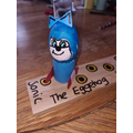Year 4 Sonic The Eggehog by JJ