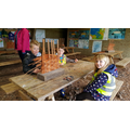Check out our willow weaving skills!