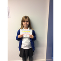 Well done Naevia!