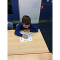 We also worked hard independently.