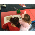 Book buddy reading