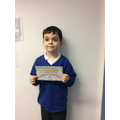 Well done Xavier!