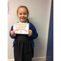 Well done Ruby!