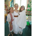 Some of our wonderful costumes