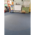 This is where we sit on the carpet for fun stories, songs and teaching sessions.