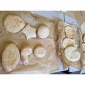 Our Greek flatbread