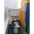 Your toilets - they are small and easy to use.