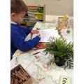 Writing stories about Gruffalo