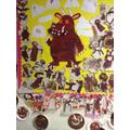 Our Gruffalo display